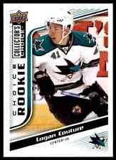2009-10 Upper Deck UD Choice Rookie Logan Couture Rookie #288
