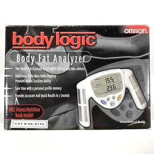 Omron HBF-306BL Fat Loss Analyzer Body Logic Body Fat Fitness Tested