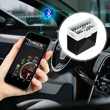 Bluetooth OBD2 OBDII Car Diagnostic Code Reader Scanner For IOS/Android