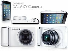 NEW BOXED SAMSUNG GALAXY EK-GC100 GC100 DIGITAL CAMERA WHITE 3G + WI-FI IN STOCK