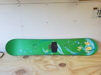 Vintage Mens / Womens Burton Goldfish T48 148cm Snowboard