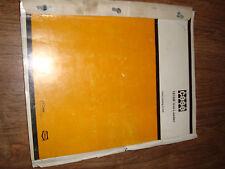 Case 1816B Uni-Loader Parts Catalog No. A1366