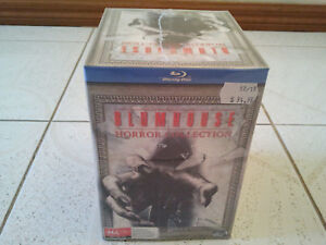 BLUMHOUSE HORROR COLLECTION 8 MOVIES BLU RAY BOX SET BRAND NEW SEALED