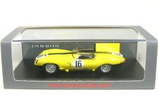 Jaguar D No.16 4th LeMans 1957 (P. Frere - F. Rousselle)