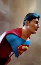 DC Superman Christoper Reeves bust 1/6 scale statue Custom for wall display Rare