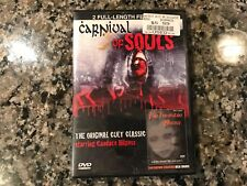 Carnival Of Souls/The Invisible Ghost Dvd! 1962 Horror! (See) Pulse