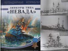 The American USA Navy NEVADA Class Battleships WW2 WWII