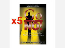 5x Go for No! Yes is the Destination, No is How You Get There  by Richard Fenton