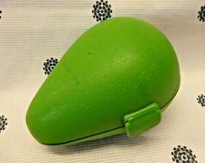 Brand NEW Tupperware Green Avocado Forgot Me Not Keeper Avo Fridge Storage