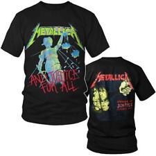 New Metallica And Justice For All Album Heavy Metal Shirt (S-3XL) badhabitmerch