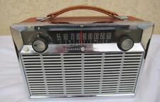 Vintage 1961 GE General Electric P780D (or P780E) 8 Transistor AM Radio Works