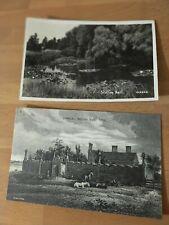 Old postcards Stutton Hall, Suffolk