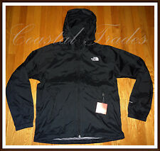 The North Face Men's Boreal Rain DryVent Rain Jacket L Large Black Nwt New