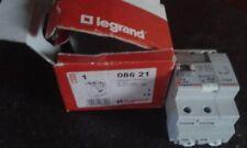 INTERRUPTEUR DIFFERENTIEL LEGRAND 63A 30MA  220 VOLT TYPE AC REF 086 21 NEUF