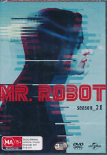 Mr. Robot: Season 3.0 Three Third DVD NEW Region 4