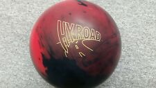 15 lbs 13 oz USED Storm HYROAD SOLID bowling ball - Good Condition