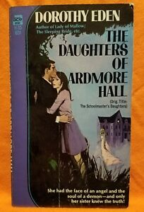 Pre-owned The Daughters of Ardmore Hall by Dorothy Eden Vtg 1948 Ace Star Book