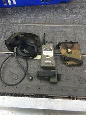 Marconi/Selex H4855 PRR (Personal Papel Radio) Probado y Compatible con Ancills