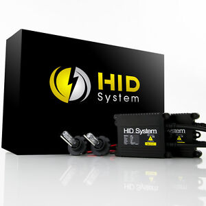 HID System AC 35W HID Kit 9005 9006 H3 H4 H7 H10 H11 H13 H16 5202 6000K 5K Xenon