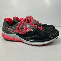 Saucony Everun Ride 9 Women's Size US 8 Athletic Running Shoe Gray/Pink S10318-1