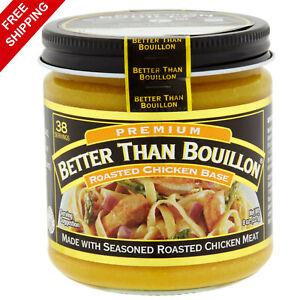 Better Than Bouillon Premium Roasted Chicken Base, 8 oz   Best price