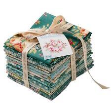 Tilda 100% Cotton Fat Eights Fabric Pardon My Garden Bundle 14 Piece 50 x 27 cm