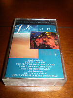 Visions,Rare Instrumental compilation,cassette tape,16 great tracks,Superb