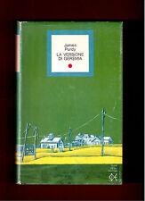 LA VERSIONE DI GEREMIA - JAMES PURDY - CLUB EDITORI 1973