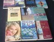 LDS Mormon Authors Novels Books Lot 10 Romance Adventure Inspirational Religious
