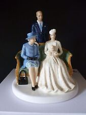 ROYAL DOULTON A ROYAL CHRISTENING HN5809 NEW BOXED QUEEN'S 90TH BIRTHDAY 2016