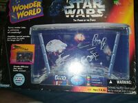 1995 Star Wars KENNER Wonder World Water Tank Diorama - Read Below