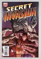 Secret Invasion # 1 | 1:25 Incentive Variant | McNiven Cover | (Marvel, 2008)