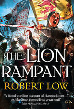 The Lion Rampant by Low, Robert (Paperback book, 2013)