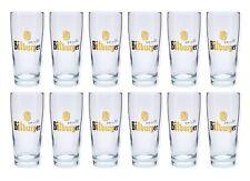 Bitburger Willibecher 12x0,3l - Gläserset- Gläser - Glas - Set - Festbiergläser