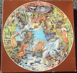 Waddingtons 500 piece circular jigsaw - Mammals