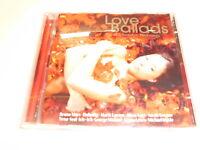 Cd   Love Ballads - die 40 schönsten Lovesongs von Various  - Doppel-CD