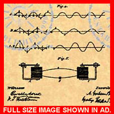 Patent for Alexander Graham BELL TELEPHONE #113