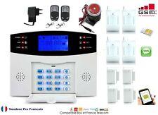 Alarme Maison Sans Fil GSM SMS/Appel Automatique Fonction Temporisation 4 - 4