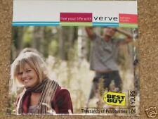 Linda Rondstadt Al Jarreau David Sanborn Mindi Abair 9 Track VERVE Promo CD Jazz