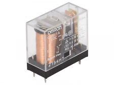 G2r-1a-e 12vdc Relais Omron 12v DC 16a Spst-no Électromagnétique