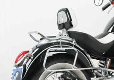 Hepco & Becker Rohr-lederpacktaschenhalter Chrome BMW R 850/1200 C