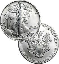 1986 1 oz .999 Fine American Silver Eagle BU
