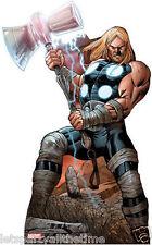 MARVEL Thor Lightning Stand up Lifesize CARDBOARD CUTOUT standee C1148