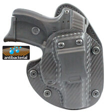 Very Comfortable Smith & Wesson Bodyguard 380 W/ Laser Holster - Carbon Fiber-
