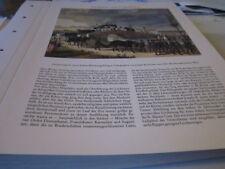 Wien Archiv 6 6022 Leichenzug hoher Militär 1822 Joseph Kriehuber