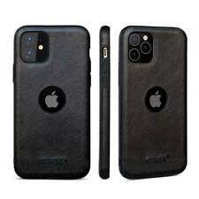 Cover For iPhone 11 XR XS MAX X 6 7 8 Plus Soft Slim Leather Bumper Phone Case