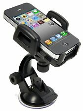 Universel 360 ° rotatif téléphone portable en voiture mount holder cradle support pour iPhone