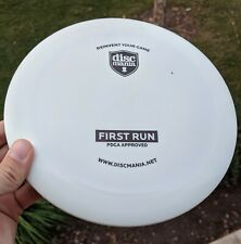 Discmania First Run S - Line Dd3 Disc Golf Choose Your Color New
