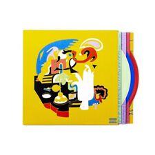 Mac Miller Faces Tri-Color Limited Edition 3Lp Vinyl