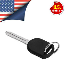 New Replacement Ignition Chipped Key Transponder Blank for Ford H84-PT 40 Bit